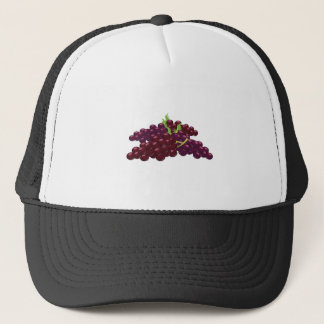Glitch Food bunch of grapes Trucker Hat