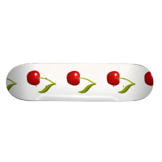 Glitch Food cherry 20 Cm Skateboard Deck