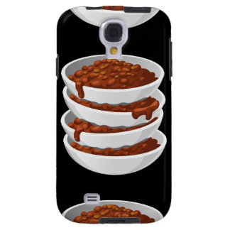 Glitch Food chillybusting chili Galaxy S4 Case
