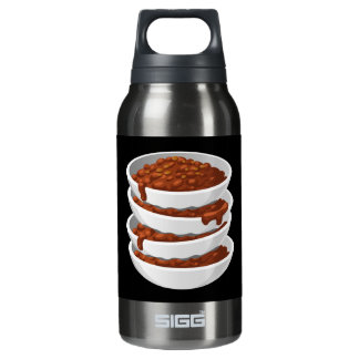 Glitch Food chillybusting chili Insulated Water Bottle