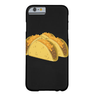 Glitch Food cold taco Barely There iPhone 6 Case
