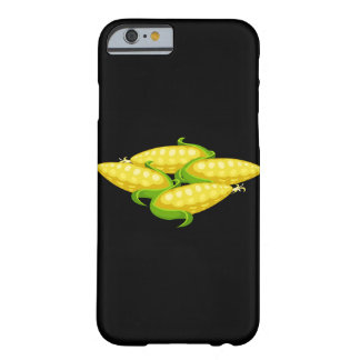Glitch Food corn Barely There iPhone 6 Case