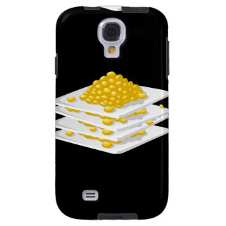 Glitch Food corn off the cob Galaxy S4 Case