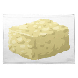Glitch Food corn syrup squares Placemat