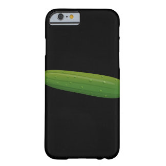 Glitch Food cucumber Barely There iPhone 6 Case