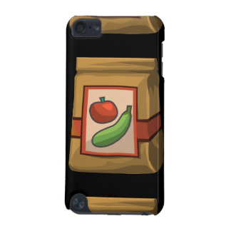 Glitch Food death to veg iPod Touch (5th Generation) Case