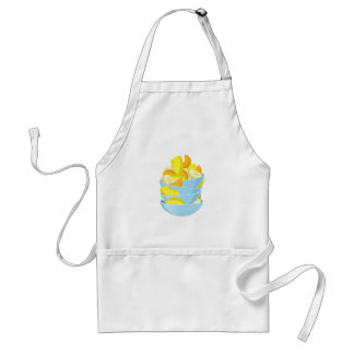 Glitch Food exotic fruit salad Standard Apron