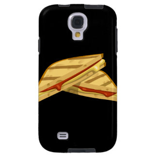Glitch Food expensive grilled cheese Galaxy S4 Case