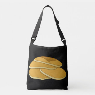 Glitch Food gammas pancakes Crossbody Bag