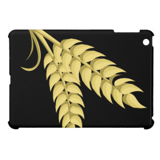 Glitch Food grain Cover For The iPad Mini