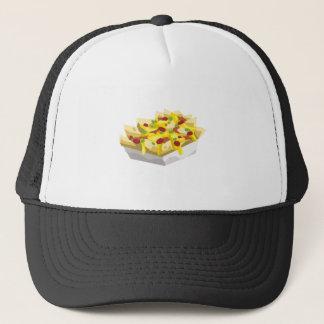 Glitch Food hungry nachos Trucker Hat