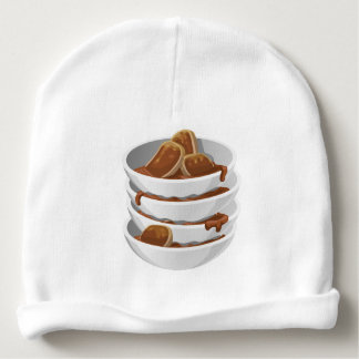 Glitch Food ixstyle braised meat Baby Beanie
