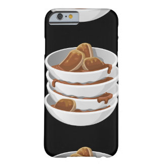Glitch Food ixstyle braised meat Barely There iPhone 6 Case