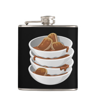 Glitch Food ixstyle braised meat Flask