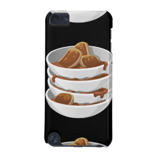 Glitch Food ixstyle braised meat iPod Touch 5G Cases