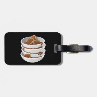 Glitch Food ixstyle braised meat Luggage Tag