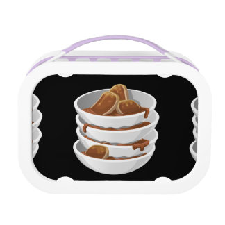 Glitch Food ixstyle braised meat Lunch Box