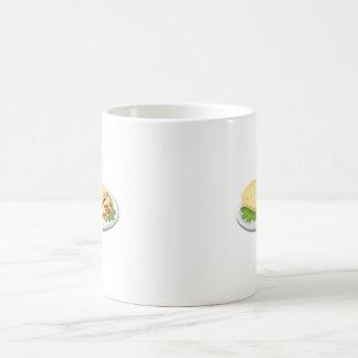 Glitch Food kind breakfurst burrito Coffee Mug
