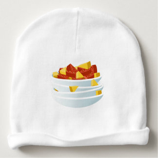 Glitch Food lazy salad Baby Beanie