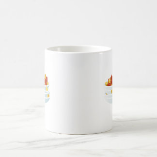 Glitch Food lazy salad Coffee Mug