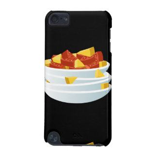 Glitch Food lazy salad iPod Touch (5th Generation) Cases