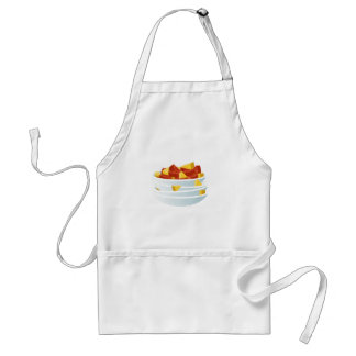 Glitch Food lazy salad Standard Apron