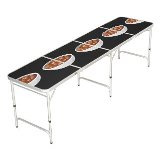 Glitch Food meat gumbo Beer Pong Table