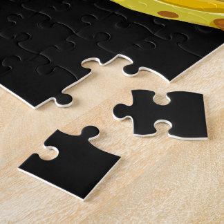 Glitch Food meat tetrazzini Jigsaw Puzzle