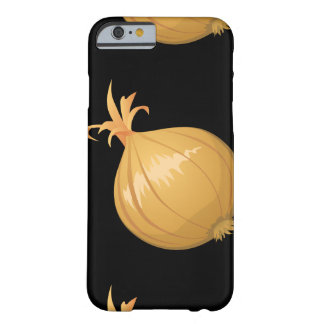 Glitch Food onion Barely There iPhone 6 Case