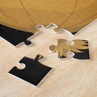 Glitch Food onion Jigsaw Puzzle