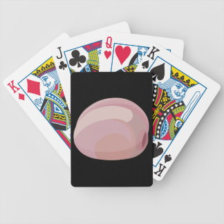 Glitch Food oysters prairie Bicycle Playing Cards