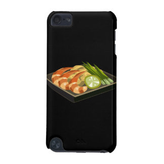 Glitch Food pad tii iPod Touch 5G Covers