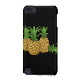 Glitch Food pineapple iPod Touch 5G Cover