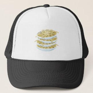 Glitch Food plain noodles Trucker Hat