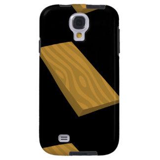 Glitch Food plank Galaxy S4 Case