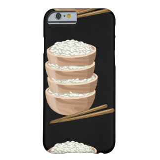 Glitch Food proper rice Barely There iPhone 6 Case