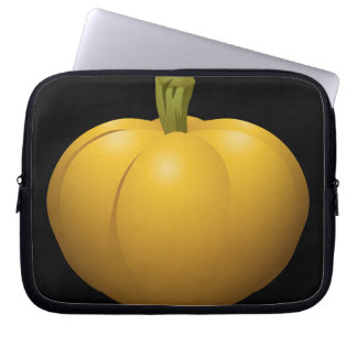 Glitch Food pumpkin Laptop Sleeve