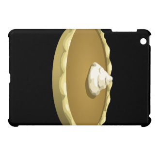 Glitch Food pumpkin pie Cover For The iPad Mini