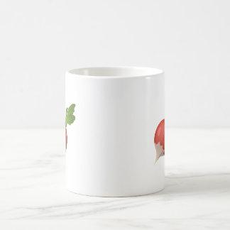Glitch Food radish Coffee Mug