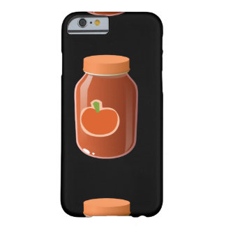 Glitch Food red Barely There iPhone 6 Case