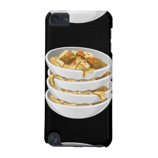 Glitch Food rich tagine iPod Touch 5G Cases