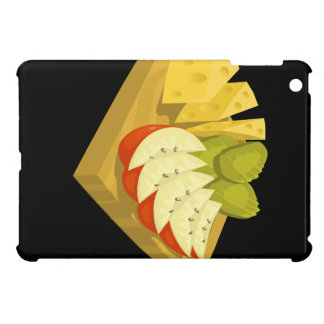 Glitch Food snack pack iPad Mini Cases