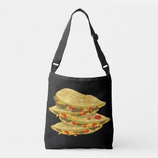 Glitch Food spicy quesadilla Crossbody Bag