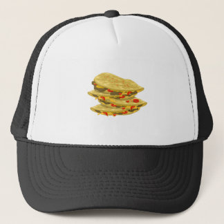 Glitch Food spicy quesadilla Trucker Hat