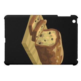 Glitch Food swank zucchini loaf Case For The iPad Mini