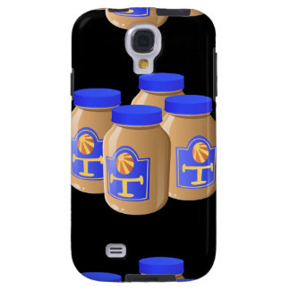 Glitch Food tangy sauce Galaxy S4 Case