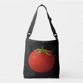Glitch Food tomato Crossbody Bag