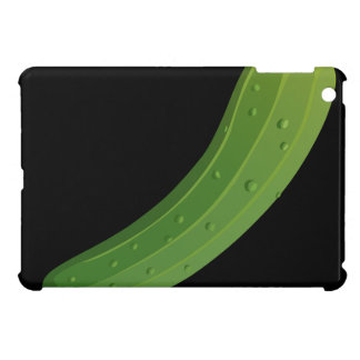 Glitch Food zucchini iPad Mini Cases
