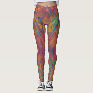 Glitch No. 1 Leggings