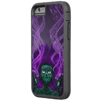 Glitch Witch Purple iPhone 6/6S Case